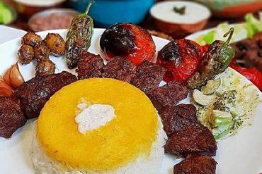 کباب گیلانی در بهترین رستوران غذای گیلانی شهرک غرب