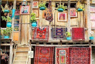 رستوران غذای گیلانی در غرب تهران