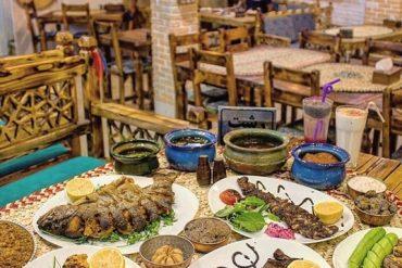 بهترین رستوران غذای گیلانی در غرب تهران
