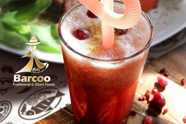 نوشیدنی در رستوران گیلانی شهرک غرب
