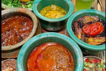 بهترین غذاهای گیلانی در تهران